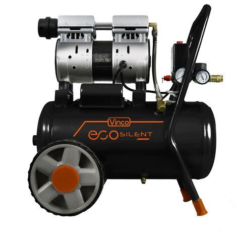 Compressore ecosilent 24 litri