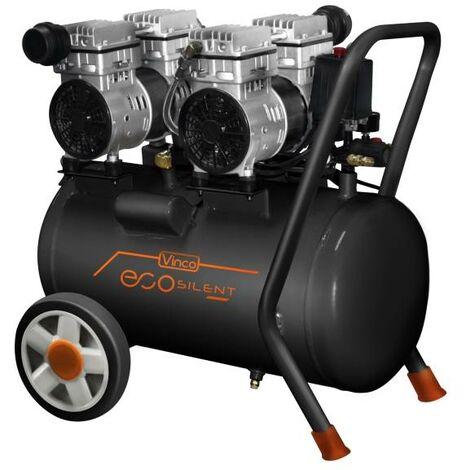 Compressore ecosilent 50 litri