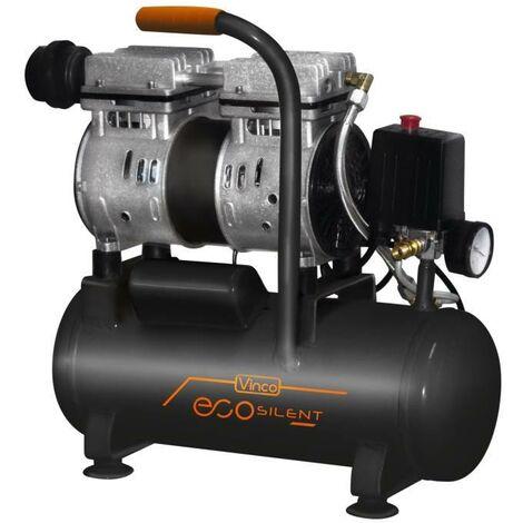Compressore ecosilent 8 litri