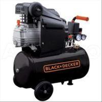 Compressore elettrico compatto Black & Decker BXCM0031E motore 2 HP - 24 lt 8 BAR