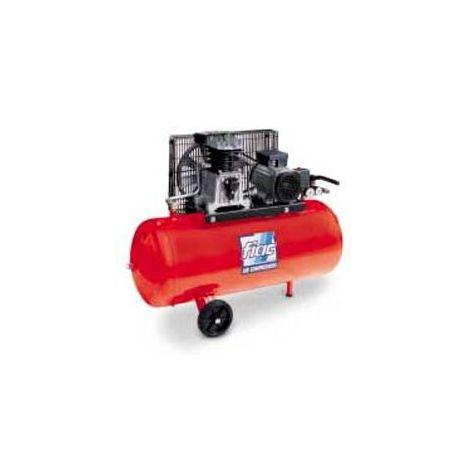 Compressore Fiac Cinghiato Monofase 2 Hp 1,5 Kw 100 Litri - Peso 62 kg