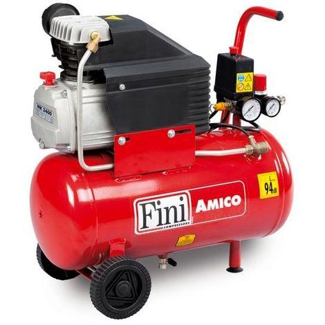 Compressore Fini Amico 25/2400 24 litri con OMAGGI