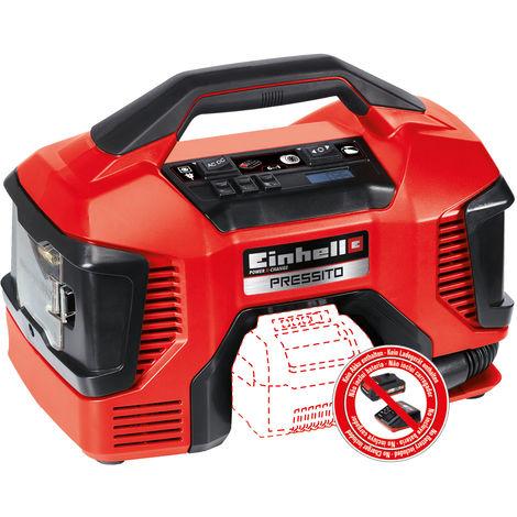 Compressore ibrido corrente/batteria te-ac 18/11 li ac 4020460