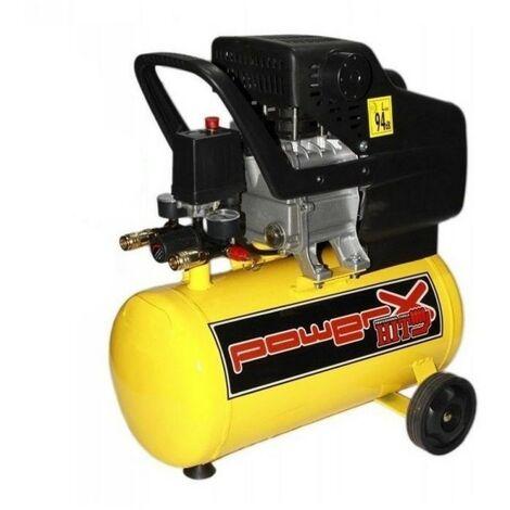 Compressore lubrificato ad olio 24 L 1500 W