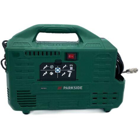"main image of ""Compressore parkside pkz 180 c5 portatile"""