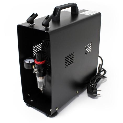 Compressore per aerografo AF189A Serbatoio aria Compressore monocilindrico 6 bar
