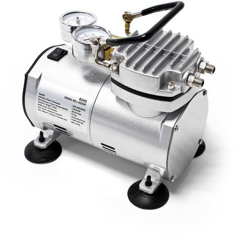 Compressore per aerografo AS20W Pompa a vuoto Compressore monocilindrico 4 bar