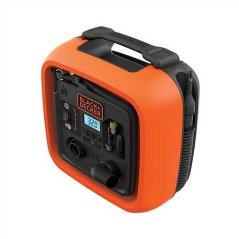 Compressore portatile 11 bar Black & Decker ASI400