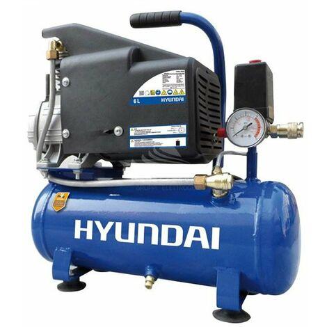 Compressore portatile 6 lt Hyundai FC2-6
