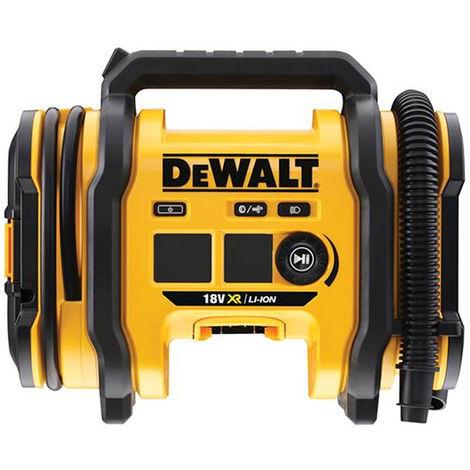 Compressore portatile a batteria 18V Dewalt DCC018N