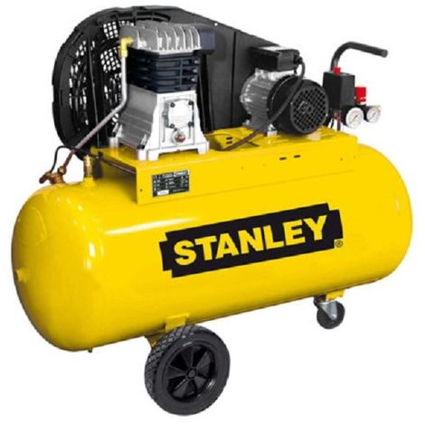 Compressore stanley b251/10/100 lt. 100