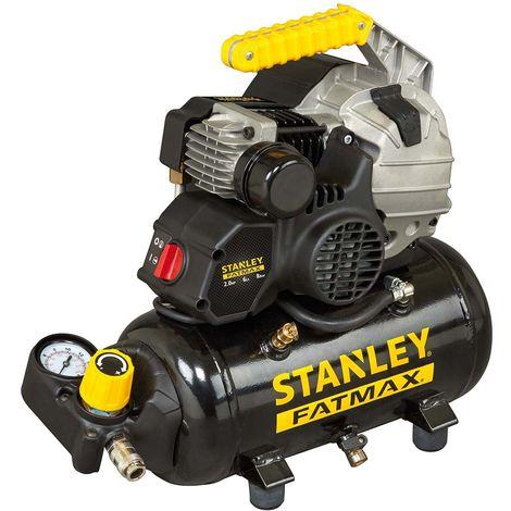 Compressore Stanley FatMax GAMMA FUTURA HY 227/8/6E, 6 litri