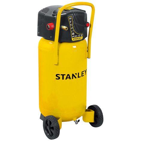 Compressore verticale oilless Stanley D 230/10/250V, 50 litri