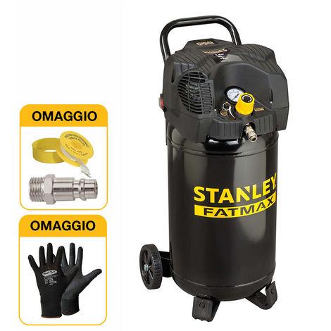 Compressore verticale oilless Stanley FatMax DN 200/10/30V, 30 litri