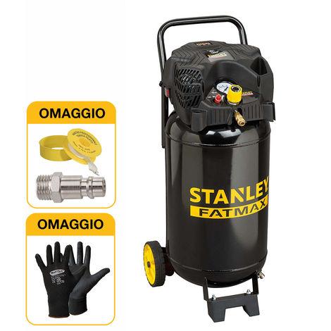 Compressore verticale oilless Stanley FatMax DN 230/10/50V, 50 litri