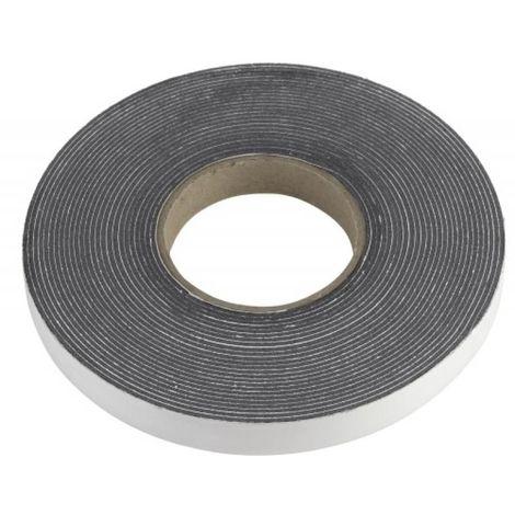 Compriband adhésif Acrylband® ACRAA PC, largeur 15 mm, plage d'utilisation 3-7 mm, carton de 44 m