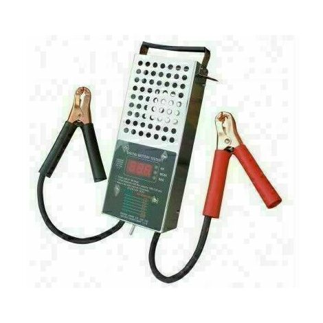 Comprobador Digital De Baterias 6-12V