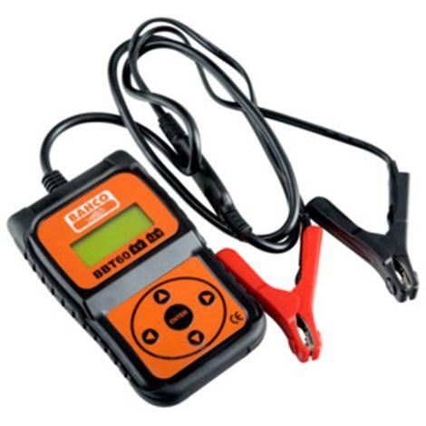 Comprobador electrónico baterías BBT60 BAHCO