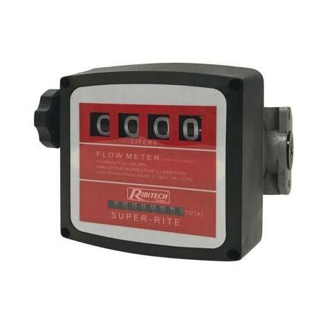 Compteur de débit - volucompteur pour station et pompe à gasoil PRO