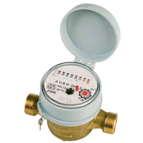 Compteur d'eau divisionnaire - eau froide - 1''