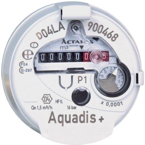 Compteur d'eau divisionnaire eau froide - Aquadis+ - Itron