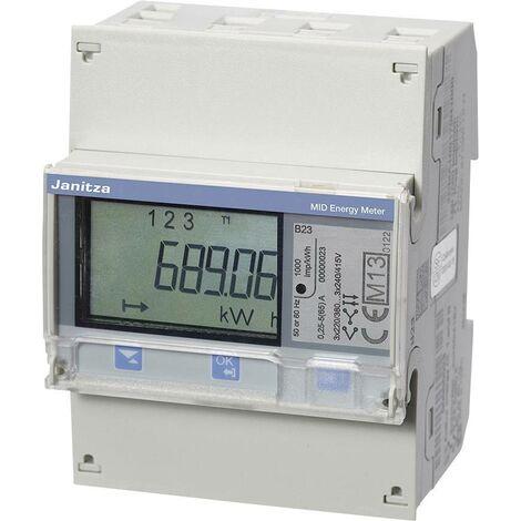 Compteur d'énergie B23 312-10J S195861