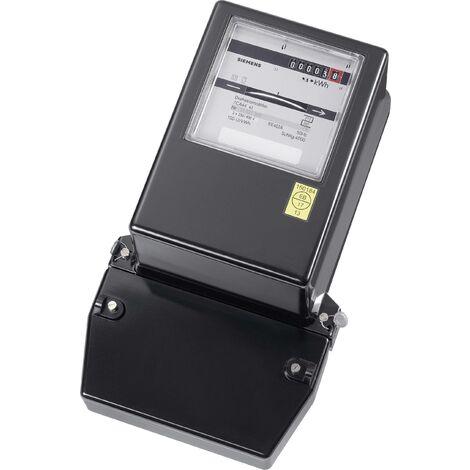 Compteur d'énergie triphasé mécanique 10/40 A régénéré/calibré avec certification de calibrage X57903