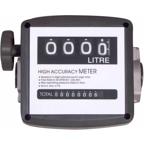 Compteur diesel 120l/min MW-Tools TAD10