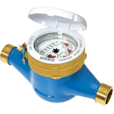 Compteur eau froide, classe B, 260mm 40x49 DN30