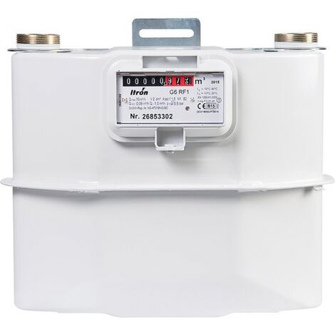Compteur gaz G6 - Itron
