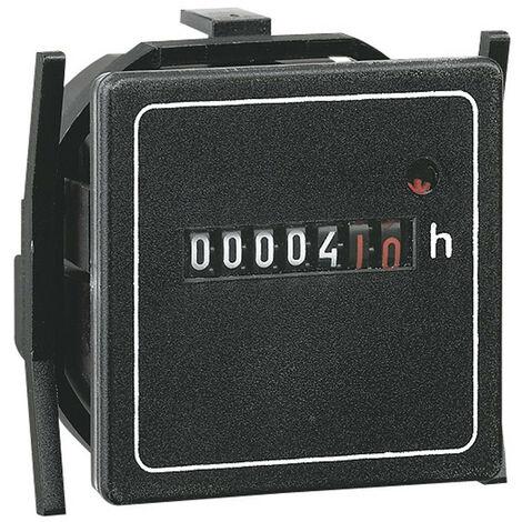 COMPTEUR HORAIRE 380V 50HZ LEGRAND 049559