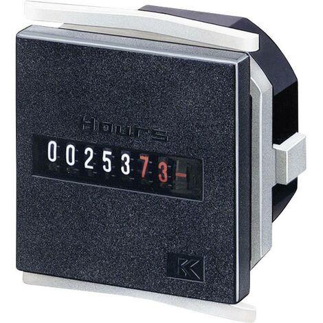 Compteur horaire 7 187 - 264 V/AC Kübler H57 Q52474
