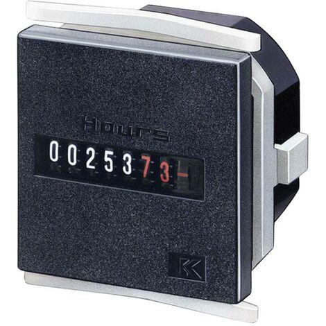 Compteur horaire 7 20 - 30 V/AC Kübler H57