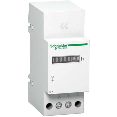 Compteur horaire Schneider Electric 15440 15440 1 pc(s) C302001