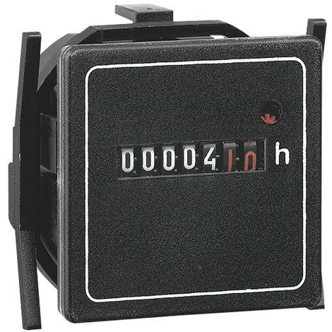 Compteur horaire totalisateur - 200 à 240 V~ - 50 HZ