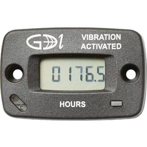 Compteur horaire - vibrations