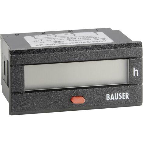 Compteur numérique de temps et d'impulsions - Nouveau ! Résolution Twin Q57835