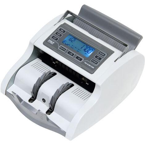 Compteur totalisateur avec détection de faux billets UV, MT, MG, DEN - Pro 40 Mix Euro.
