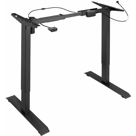 Computer desk base Yannick - computer desk, standing desk, PC desk