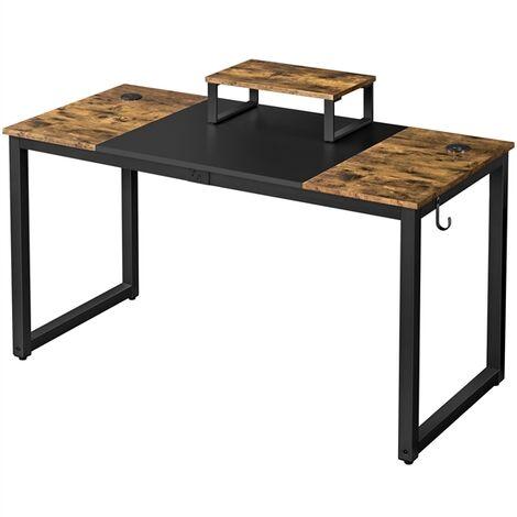 Computer Desk Home Office Table Wooden Desk Study Desk Simple PC Table Workstation