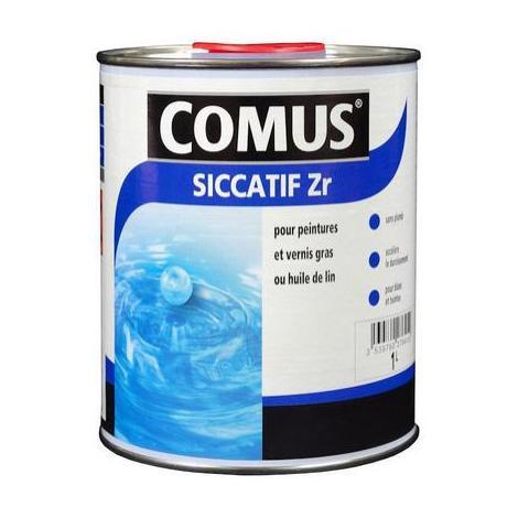 Comus - Accélérateur de durcissement SICCATIF SUPERIEUR ZR 1L - 27641