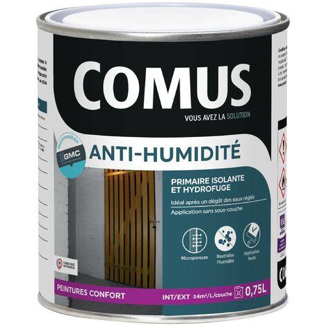 Comus Anti-humidité blanc 0.75L