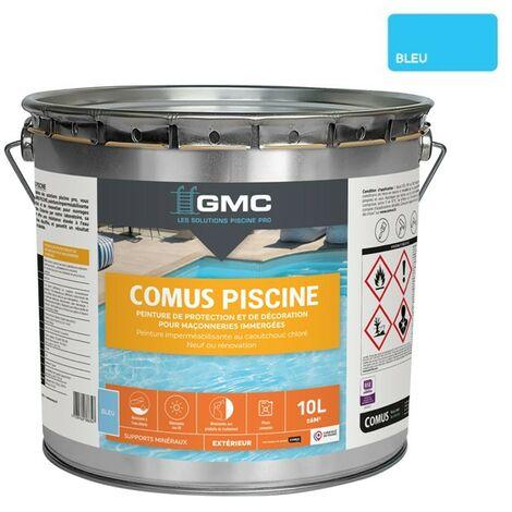COMUS PISCINE - COMUS - Peinture au caoutchouc chloré