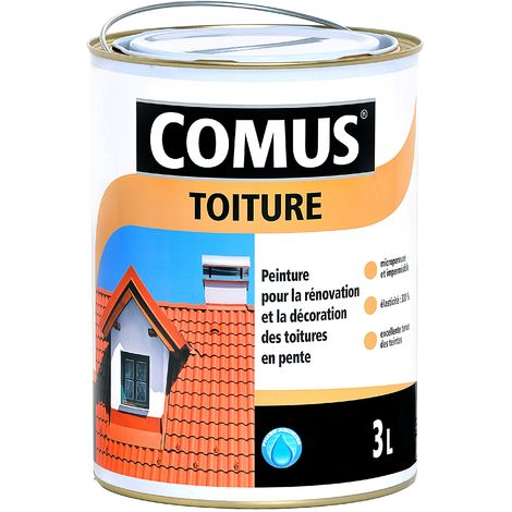 COMUS TOITURE - Protection / rénovation