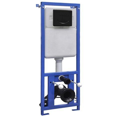 Concealed High Cistern 11 L 41x14x(110-125) cm