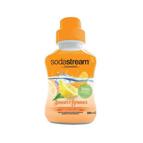 Concentrate SODASTREAM Citrus 500 ml - 30025993