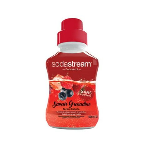Concentrate SODASTREAM Grenadine 500 ml - 3003024