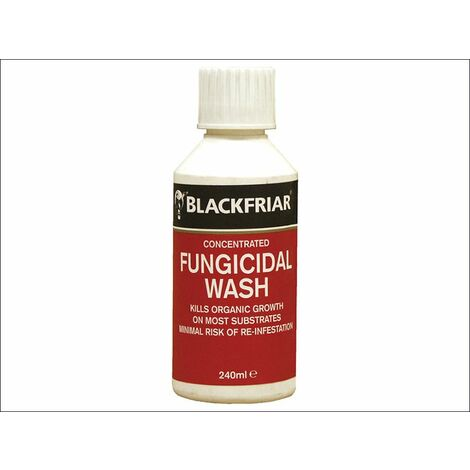 Concentrated Fungicidal Wash 240ml (BKFFW240)