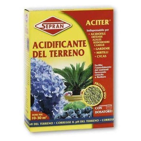 Concime acidificante del terreno - Aciter Sepran [1 kg]