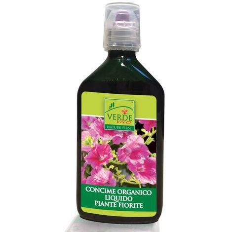 Concime biologico per piante fiorite 350ml